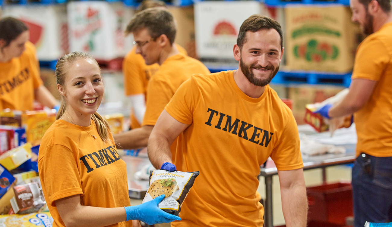 Corporate Social Responsibility: How Timken Moves Our World Forward, For Good