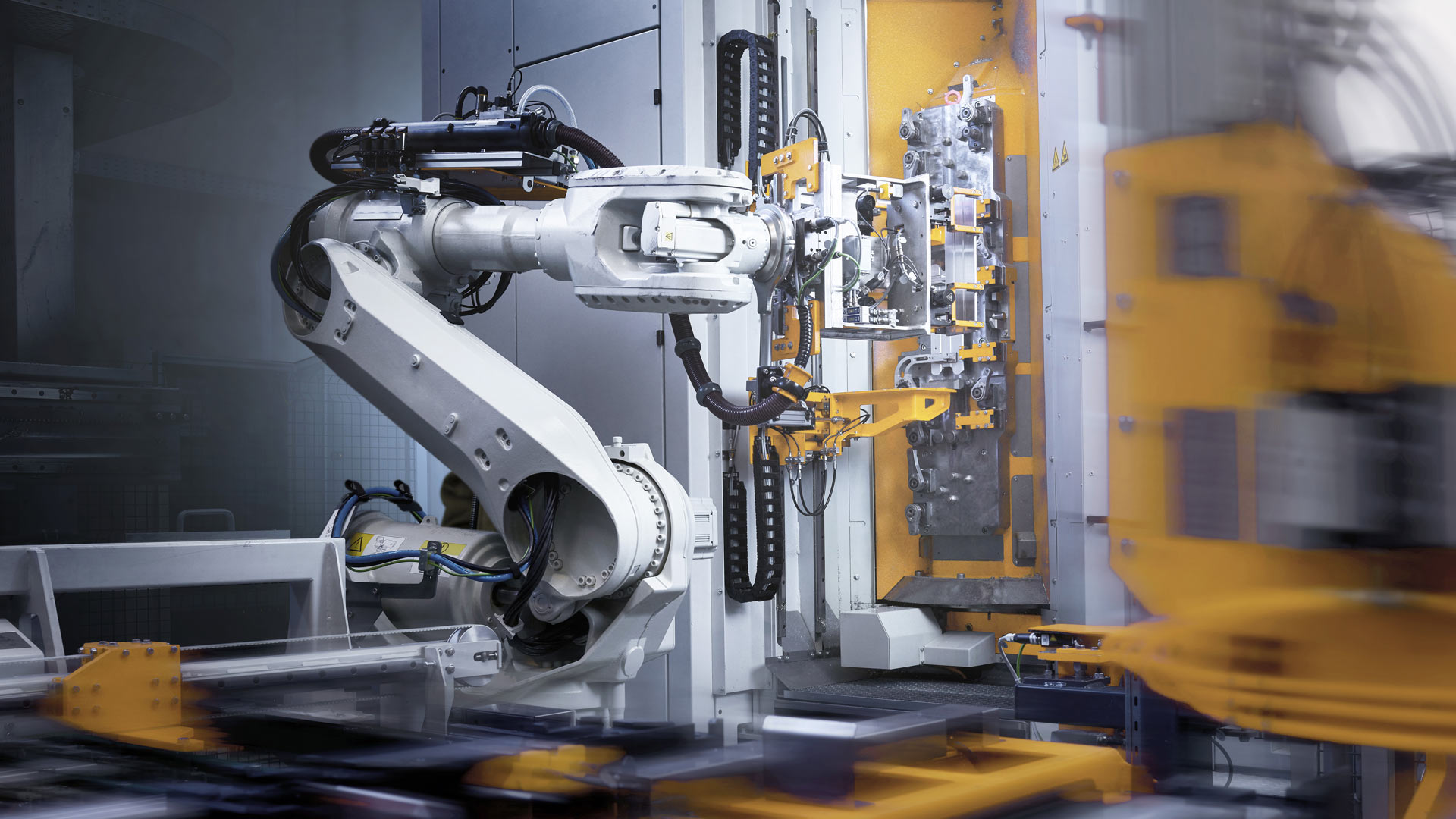 Rollon and Cone Drive Position Timken for Leadership in Robotic Drive Systems